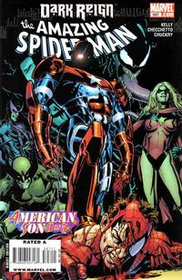 Cover Thumbnail for The Amazing Spider-Man (Marvel, 1999 series) #597