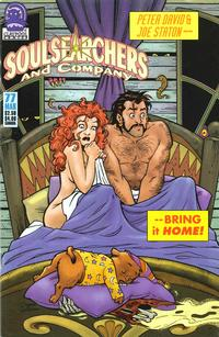 Cover Thumbnail for Soulsearchers and Company (Claypool Comics, 1993 series) #77