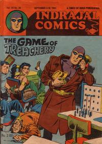 Cover for Indrajal Comics (1964 series) #v20#36 [479]