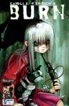 Cover for Burn (Arcana, 2008 series) #3