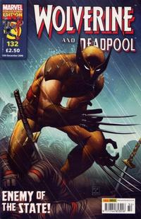 Cover Thumbnail for Wolverine and Deadpool (Panini UK, 2004 series) #132