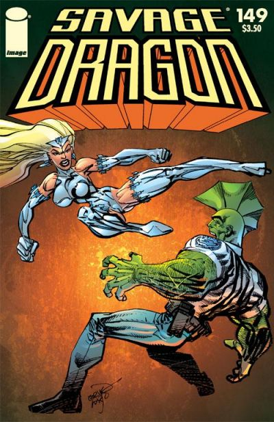 Cover for Savage Dragon (Image, 1993 series) #149