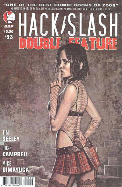 Cover for Hack/Slash: The Series (2007 series) #23