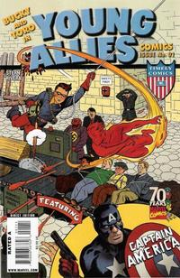 Cover Thumbnail for Young Allies 70th Anniversary Special (Marvel, 2009 series) #1