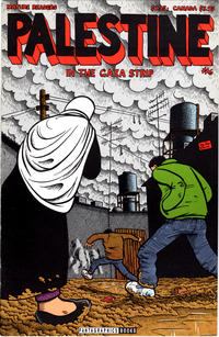 Cover for Palestine (Fantagraphics, 1993 series) #6