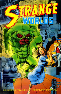 Cover Thumbnail for Strange Worlds (Malibu, 1990 series) #1