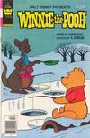 Cover for Walt Disney Winnie-the-Pooh (Western, 1977 series) #18