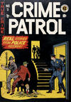 Cover for Crime Patrol (EC, 1948 series) #9