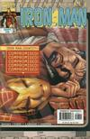 Cover for Iron Man (Marvel, 1998 series) #8