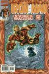 Cover for Iron Man (Marvel, 1998 series) #10