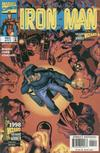 Cover for Iron Man (Marvel, 1998 series) #11