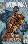 Cover for Iron Man (Marvel, 1998 series) #13