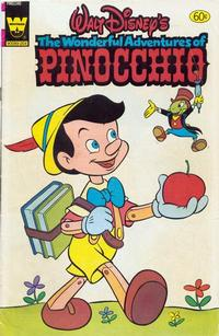 Cover Thumbnail for Walt Disney's The Wonderful Adventures of Pinocchio (Western, 1982 series)