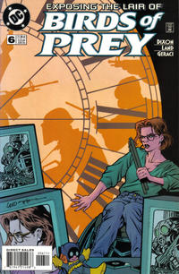 Cover Thumbnail for Birds of Prey (DC, 1999 series) #6