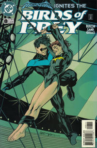 Cover Thumbnail for Birds of Prey (DC, 1999 series) #8