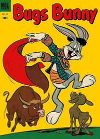 Cover Thumbnail for Bugs Bunny (Dell, 1952 series) #30