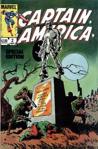 Cover Thumbnail for Captain America Special Edition (Marvel, 1984 series) #2