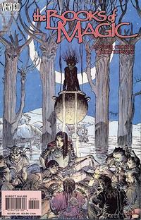 Cover for The Books of Magic (DC, 1994 series) #72