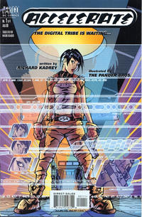 Cover Thumbnail for Accelerate (DC, 2000 series) #1