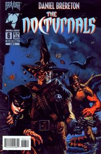 Cover Thumbnail for The Nocturnals (Malibu, 1995 series) #6