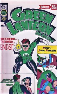Cover Thumbnail for Green Lantern Album (K. G. Murray, 1976 ? series) #6