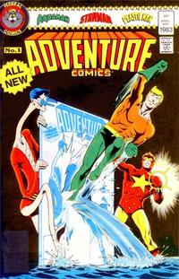 Cover Thumbnail for Adventure Comics (Federal, 1983 series) #1
