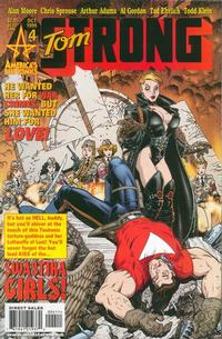 Cover Thumbnail for Tom Strong (DC, 1999 series) #4