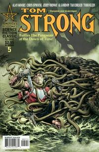 Cover Thumbnail for Tom Strong (DC, 1999 series) #5