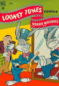 Cover Thumbnail for Looney Tunes and Merrie Melodies Comics (Dell, 1941 series) #78