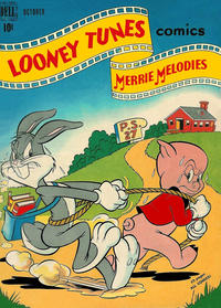 Cover Thumbnail for Looney Tunes and Merrie Melodies Comics (Dell, 1941 series) #96