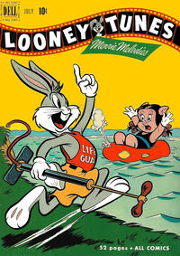 Cover for Looney Tunes and Merrie Melodies (Dell, 1950 series) #117