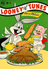 Cover Thumbnail for Looney Tunes and Merrie Melodies (Dell, 1950 series) #122