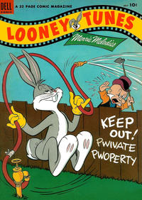 Cover Thumbnail for Looney Tunes and Merrie Melodies (Dell, 1950 series) #141