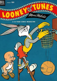 Cover Thumbnail for Looney Tunes and Merrie Melodies (Dell, 1950 series) #147