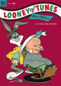Cover Thumbnail for Looney Tunes and Merrie Melodies (Dell, 1950 series) #148