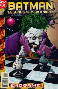 Cover Thumbnail for Batman: Legends of the Dark Knight (DC, 1992 series) #126