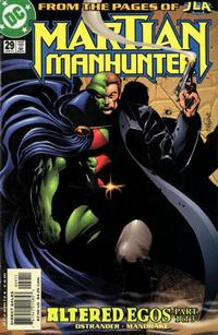 Cover Thumbnail for Martian Manhunter (DC, 1998 series) #29