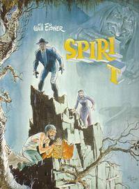 Cover Thumbnail for Spirit (Alvglans, 1984 series) #9