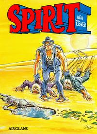 Cover Thumbnail for Spirit (Alvglans, 1984 series) #10