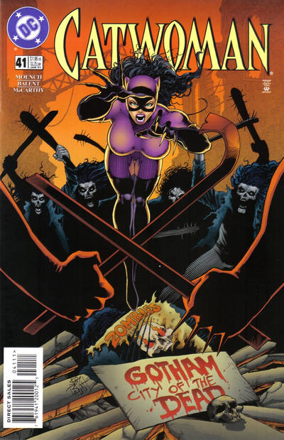 Cover for Catwoman (DC, 1993 series) #41