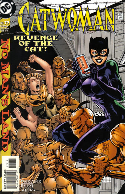 Cover for Catwoman (DC, 1993 series) #77
