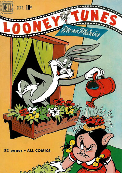 Cover for Looney Tunes and Merrie Melodies (1950 series) #119