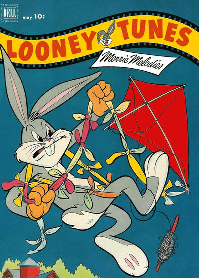 Cover for Looney Tunes and Merrie Melodies (Dell, 1950 series) #127