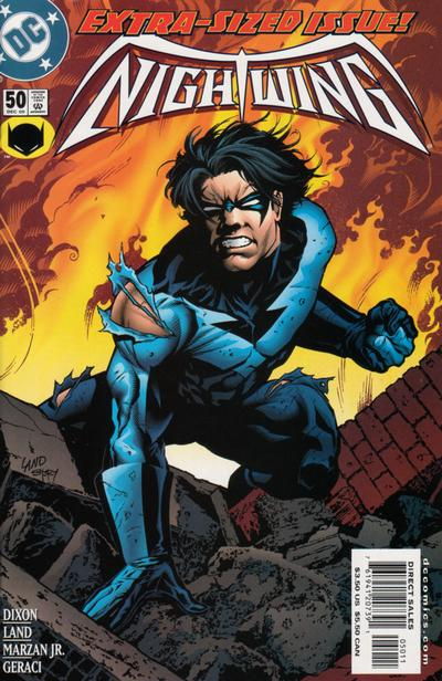 Cover for Nightwing (DC, 1996 series) #50