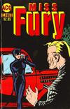Cover for Miss Fury (Avalon Communications, 2000 series) #1