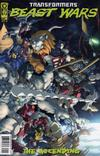 Cover for Transformers Beast Wars: The Ascending (IDW, 2007 series) #1 [Cover A]