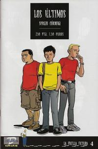 Cover Thumbnail for La Huella futura (Dude Comics, 2000 series) #4