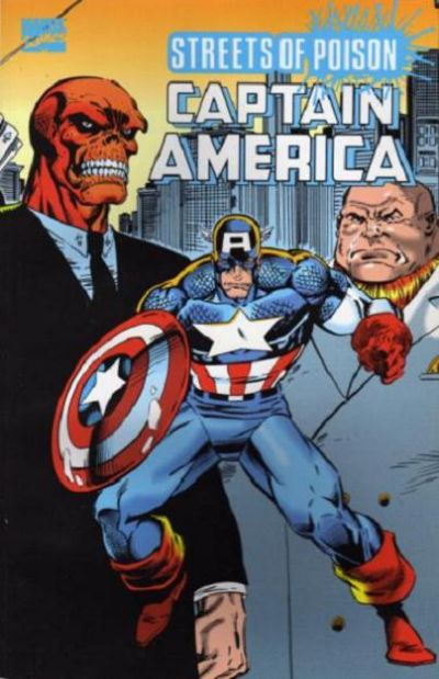 Cover for Captain America: Streets of Poison (1994 series) #[nn]