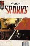 Cover for Sparks (Arcana, 2008 series) #1