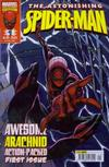 Cover for The Astonishing Spider-Man (Panini UK, 2007 series) #1